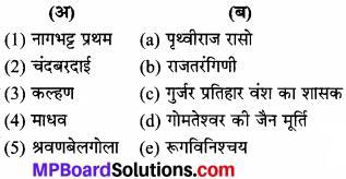 MP Board Class 7th Social Science Chapter 3 उत्तर भारत के राज्य (800 ई. से 1200 ई. तक)