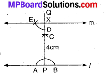 MP Board Class 7th Maths Solutions Chapter 10 Practical Geometry Ex 10.1 2