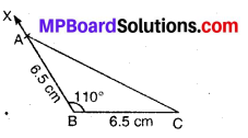 MP Board Class 7th Maths Solutions Chapter 10 Practical Geometry Ex 10.3 2