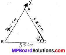 MP Board Class 7th Maths Solutions Chapter 10 Practical Geometry Ex 10.3 3