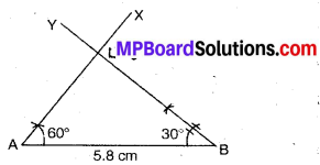 MP Board Class 7th Maths Solutions Chapter 10 Practical Geometry Ex 10.4 1