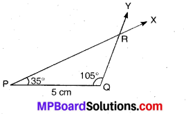 MP Board Class 7th Maths Solutions Chapter 10 Practical Geometry Ex 10.4 2