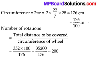 MP Board Class 7th Maths Solutions Chapter 11 Perimeter and Area Ex 11.3 7