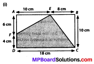 MP Board Class 7th Maths Solutions Chapter 11 Perimeter and Area Ex 11.4 10