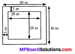 MP Board Class 7th Maths Solutions Chapter 11 Perimeter and Area Ex 11.4 5