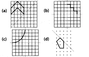 MP Board Class 7th Maths Solutions Chapter 14 Symmetry Ex 14.1 27