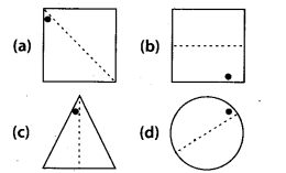 MP Board Class 7th Maths Solutions Chapter 14 Symmetry Ex 14.1 4