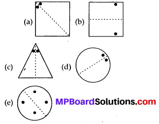 MP Board Class 7th Maths Solutions Chapter 14 Symmetry Ex 14.1 6