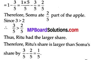 MP Board Class 7th Maths Solutions Chapter 2 Fractions and Decimals Ex 2.1 14