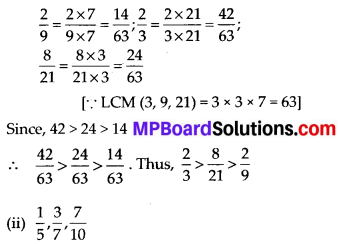 MP Board Class 7th Maths Solutions Chapter 2 Fractions and Decimals Ex 2.1 4