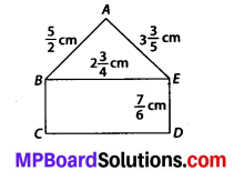MP Board Class 7th Maths Solutions Chapter 2 Fractions and Decimals Ex 2.1 9