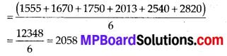 MP Board Class 7th Maths Solutions Chapter 3 Data Handling Ex 3.1 10