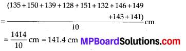 MP Board Class 7th Maths Solutions Chapter 3 Data Handling Ex 3.1 13