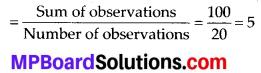 MP Board Class 7th Maths Solutions Chapter 3 Data Handling Ex 3.1 2