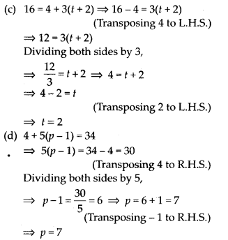 MP Board Class 7th Maths Solutions Chapter 4 Simple Equations Ex 4.3 12