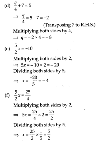 MP Board Class 7th Maths Solutions Chapter 4 Simple Equations Ex 4.3 2