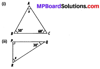 MP Board Class 7th Maths Solutions Chapter 6 The Triangles and Its Properties Ex 6.3 1