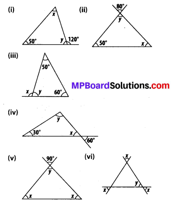 MP Board Class 7th Maths Solutions Chapter 6 The Triangles and Its Properties Ex 6.3 6