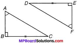 MP Board Class 7th Maths Solutions Chapter 7 त्रिभुजों की सर्वांगसमता Ex 7.2 image 8