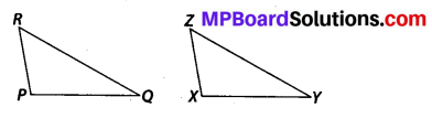 MP Board Class 7th Maths Solutions Chapter 7 Congruence of Triangles Ex 7.2 2