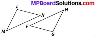 MP Board Class 7th Maths Solutions Chapter 7 Congruence of Triangles Ex 7.2 3