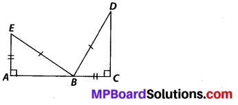 MP Board Class 7th Maths Solutions Chapter 7 Congruence of Triangles Ex 7.2 4