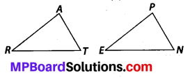 MP Board Class 7th Maths Solutions Chapter 7 Congruence of Triangles Ex 7.2 5