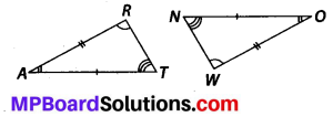MP Board Class 7th Maths Solutions Chapter 7 Congruence of Triangles Ex 7.2 7