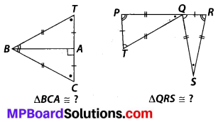 MP Board Class 7th Maths Solutions Chapter 7 Congruence of Triangles Ex 7.2 8