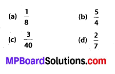 MP Board Class 7th Maths Solutions Chapter 8 Comparing Quantities Ex 8.2 1