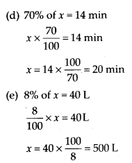 MP Board Class 7th Maths Solutions Chapter 8 Comparing Quantities Ex 8.2 10