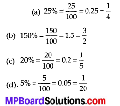 MP Board Class 7th Maths Solutions Chapter 8 Comparing Quantities Ex 8.2 11