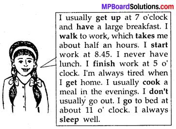Mp Board Class 8 English Chapter 12
