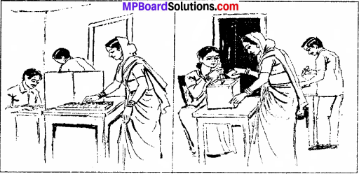 MP Board Class 9th Social Science Solutions Chapter 13 Election - 1