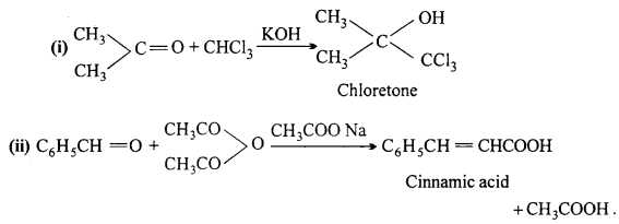 MP Board Class 12th Chemistry Solutions Chapter 12 Aldehydes, Ketones and Carboxylic Acids 123
