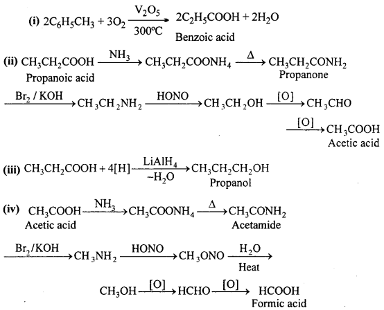 MP Board Class 12th Chemistry Solutions Chapter 12 Aldehydes, Ketones and Carboxylic Acids 136