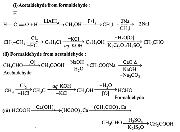 MP Board Class 12th Chemistry Solutions Chapter 12 Aldehydes, Ketones and Carboxylic Acids 137