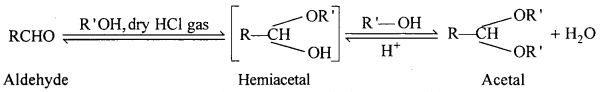 MP Board Class 12th Chemistry Solutions Chapter 12 Aldehydes, Ketones and Carboxylic Acids 14