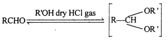 MP Board Class 12th Chemistry Solutions Chapter 12 Aldehydes, Ketones and Carboxylic Acids 18