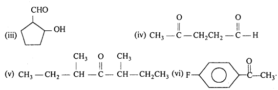 MP Board Class 12th Chemistry Solutions Chapter 12 Aldehydes, Ketones and Carboxylic Acids 2