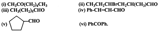 MP Board Class 12th Chemistry Solutions Chapter 12 Aldehydes, Ketones and Carboxylic Acids 30