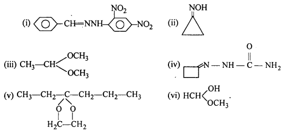 MP Board Class 12th Chemistry Solutions Chapter 12 Aldehydes, Ketones and Carboxylic Acids 32