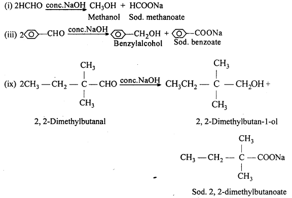 MP Board Class 12th Chemistry Solutions Chapter 12 Aldehydes, Ketones and Carboxylic Acids 38