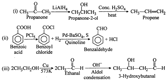 MP Board Class 12th Chemistry Solutions Chapter 12 Aldehydes, Ketones and Carboxylic Acids 46