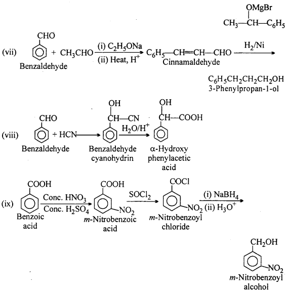 MP Board Class 12th Chemistry Solutions Chapter 12 Aldehydes, Ketones and Carboxylic Acids 48
