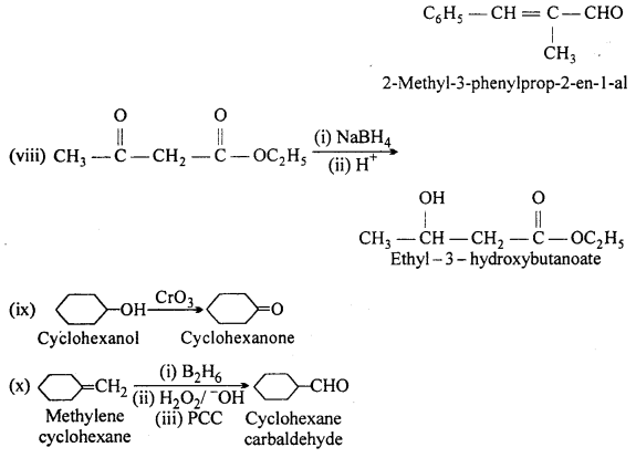 MP Board Class 12th Chemistry Solutions Chapter 12 Aldehydes, Ketones and Carboxylic Acids 55