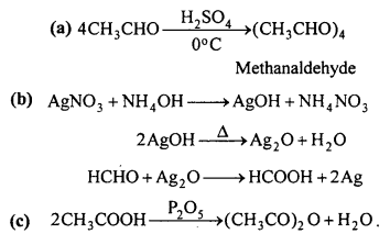 MP Board Class 12th Chemistry Solutions Chapter 12 Aldehydes, Ketones and Carboxylic Acids 78