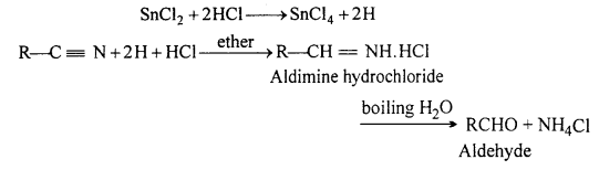 MP Board Class 12th Chemistry Solutions Chapter 12 Aldehydes, Ketones and Carboxylic Acids 82
