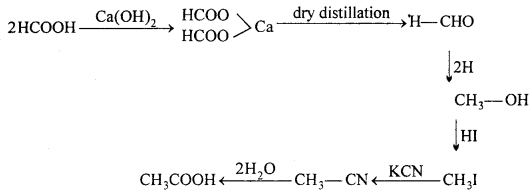 MP Board Class 12th Chemistry Solutions Chapter 12 Aldehydes, Ketones and Carboxylic Acids 98