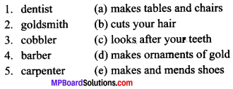 MP Board Class 6th General English Solutions Chapter 9 The Cobbler and the Fairies img-1